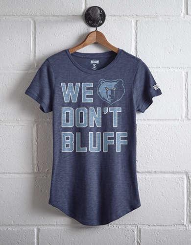 ba978ba2c Tailgate Women s Memphis Grizzlies T-Shirt - Free Returns