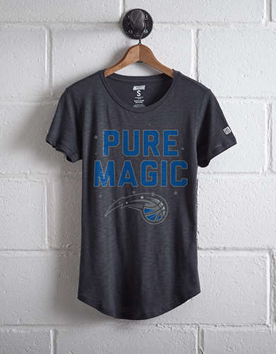 Tailgate Women's Orlando Pure Magic T-Shirt - Free shipping & returns with purchase of NBA item