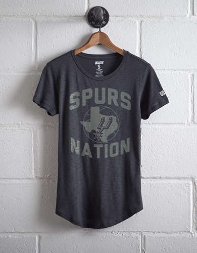 Tailgate Women's San Antonio Spurs T-Shirt - Free returns
