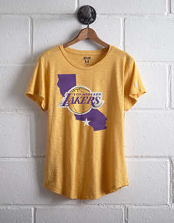 Tailgate Women's Los Angeles Lakers T-Shirt