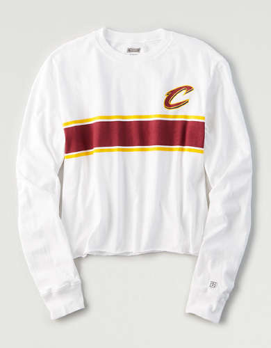 Tailgate Women's Cleveland Cavaliers Long Sleeve T-Shirt