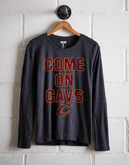 Tailgate Women's Cavaliers Long Sleeve T-Shirt