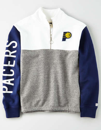 Tailgate Women's Indiana Pacers Quarter-Zip Sweatshirt