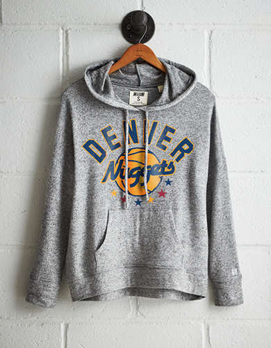 Tailgate Women's Denver Nuggets Plush Hoodie - Buy One Get One 50% Off