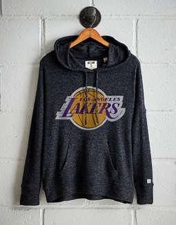 e27816c9 placeholder image Tailgate Women's LA Lakers Plush Hoodie