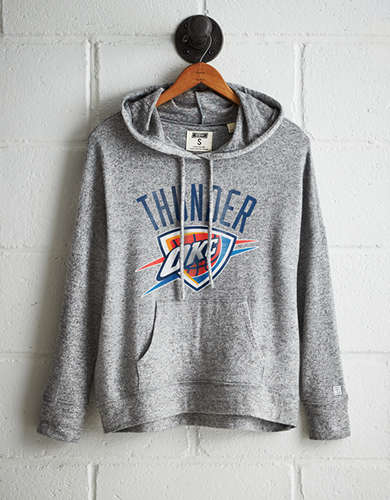 Tailgate Women's Oklahoma City Plush Hoodie - Free shipping & returns with purchase of NBA item