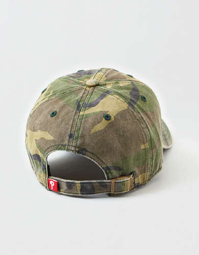 '47 Philadelphia Phillies Camo Baseball Hat