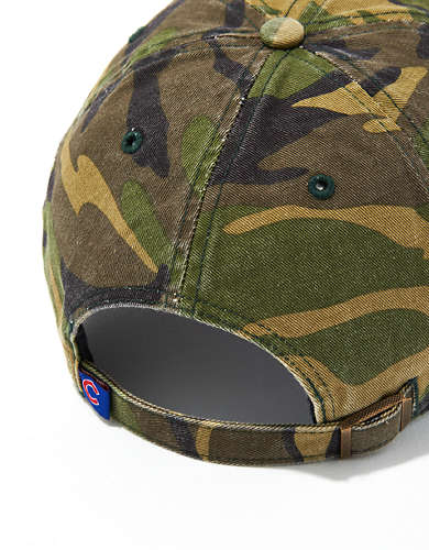 '47 Chicago Cubs Camo Baseball Hat