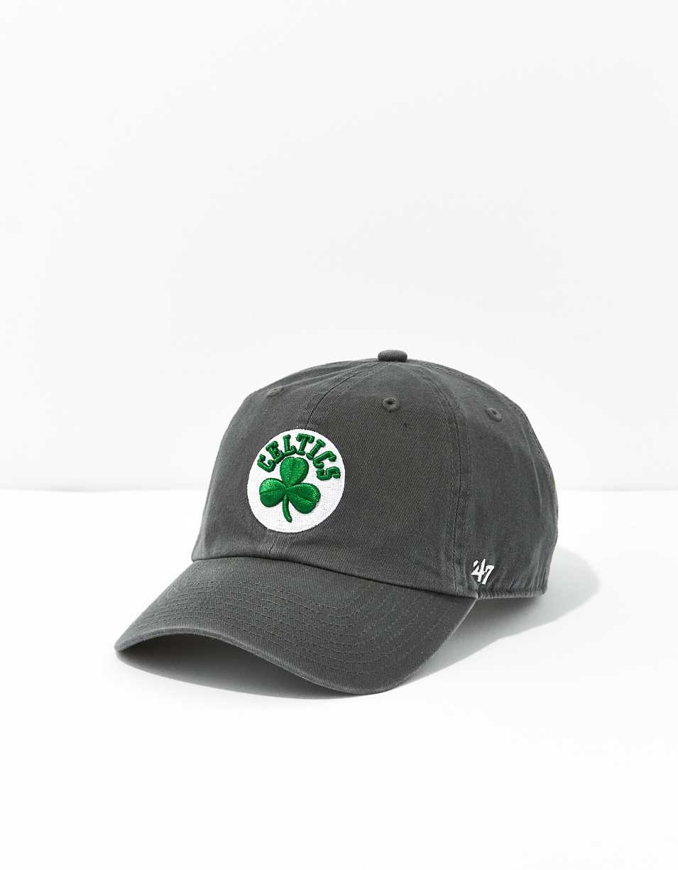 '47 Brand Boston Celtics Baseball Hat