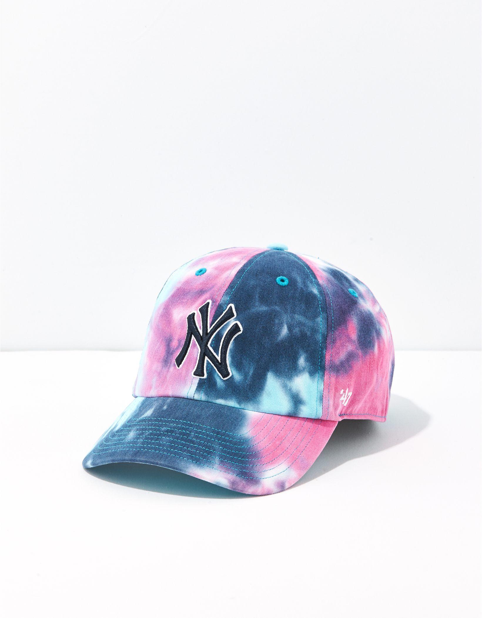 '47 NY Yankees Tie-Dye Baseball Hat
