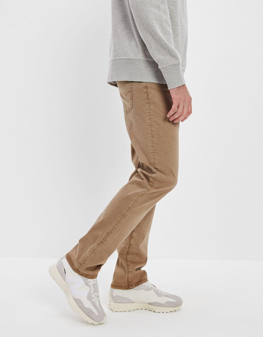 AE Flex Soft Twill Original Straight 5-Pocket Pant
