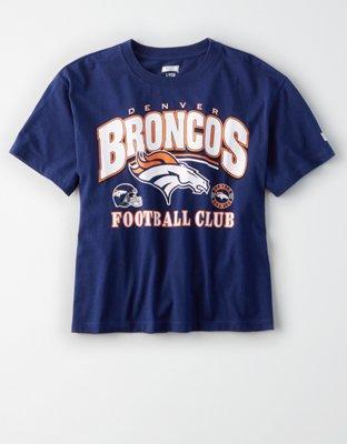 Denver Broncos Cropped T-Shirt