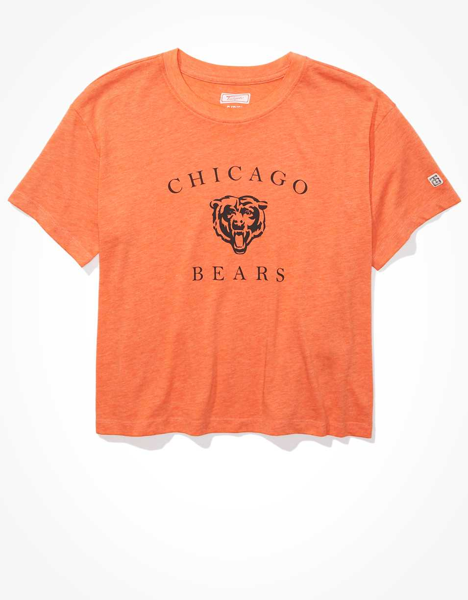 Tailgate Women's Chicago Bears Retro T-Shirt