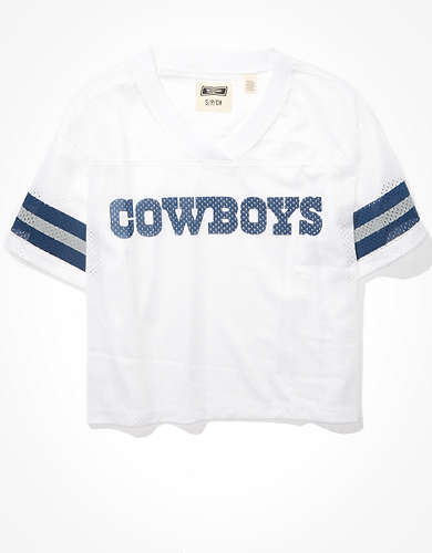 Tailgate Women's Dallas Cowboys Mesh Jersey