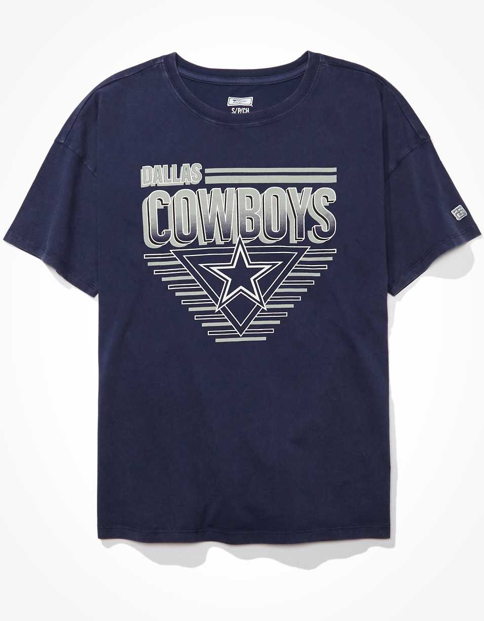 Tailgate Women's Dallas Cowboys Oversized T-Shirt