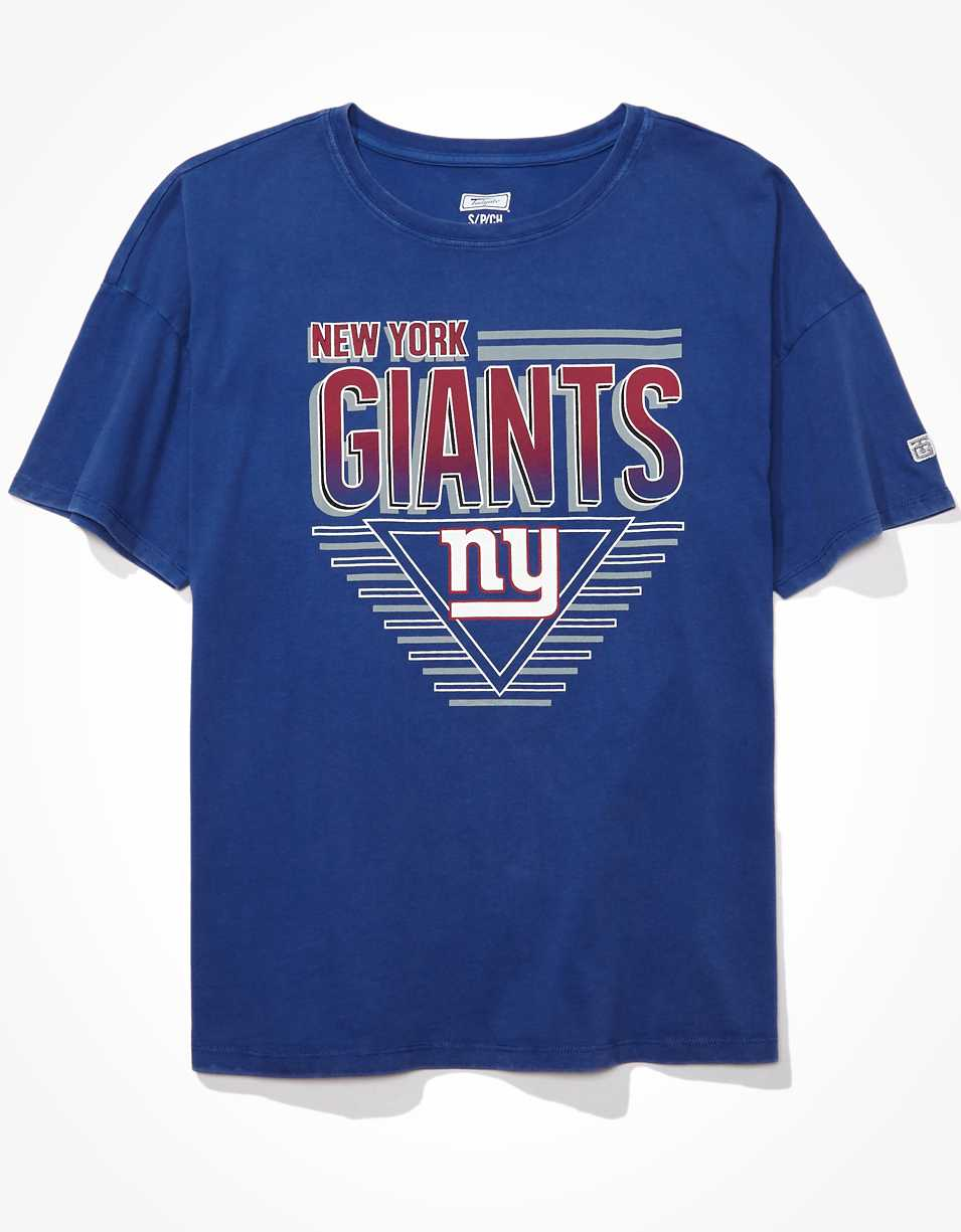 Tailgate Women's New York Giants Oversized T-Shirt