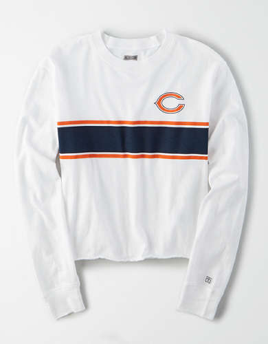 Tailgate Women's Chicago Bears Long Sleeve T-Shirt