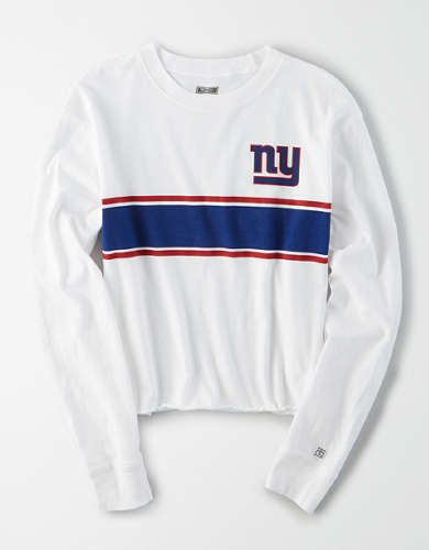 Tailgate Women's New York Giants Long Sleeve T-Shirt