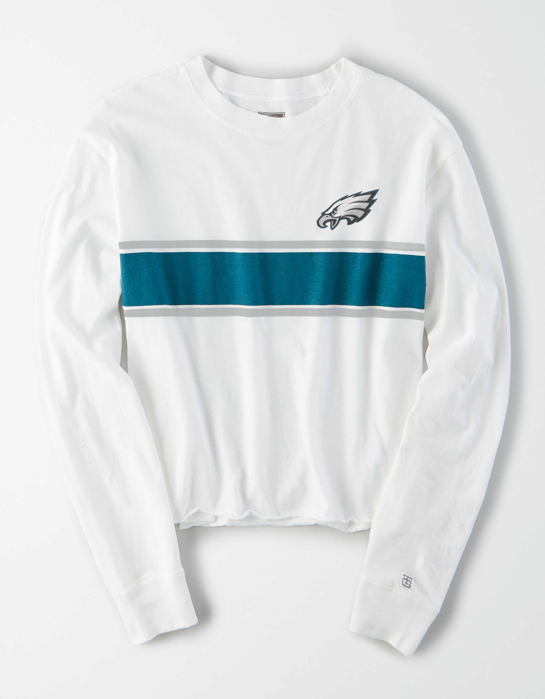 Tailgate Women's Philadelphia Eagles Long Sleeve T-Shirt