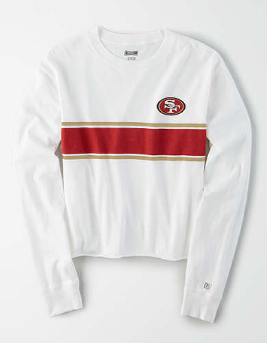 Tailgate Women's San Francisco 49ers Long Sleeve T-Shirt