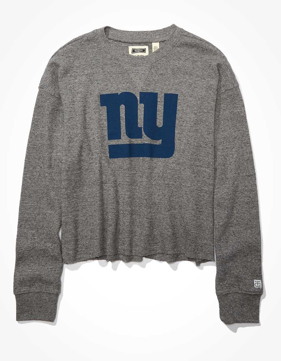 Tailgate Women's NY Giants Thermal Shirt