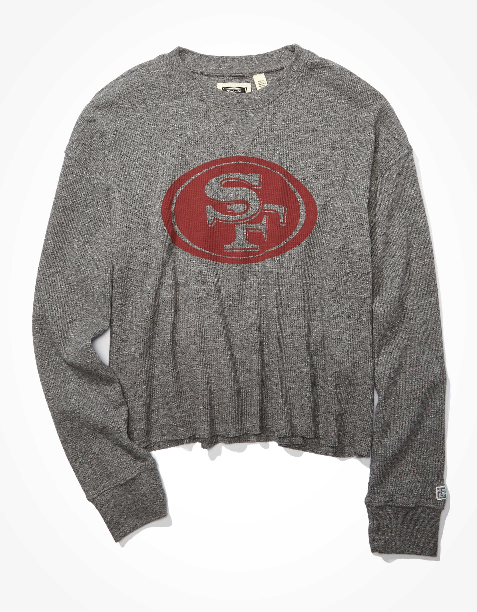 Tailgate Women's San Francisco 49ers Thermal Shirt