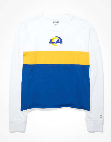 Tailgate Women's Los Angeles Rams Long-Sleeve T-Shirt
