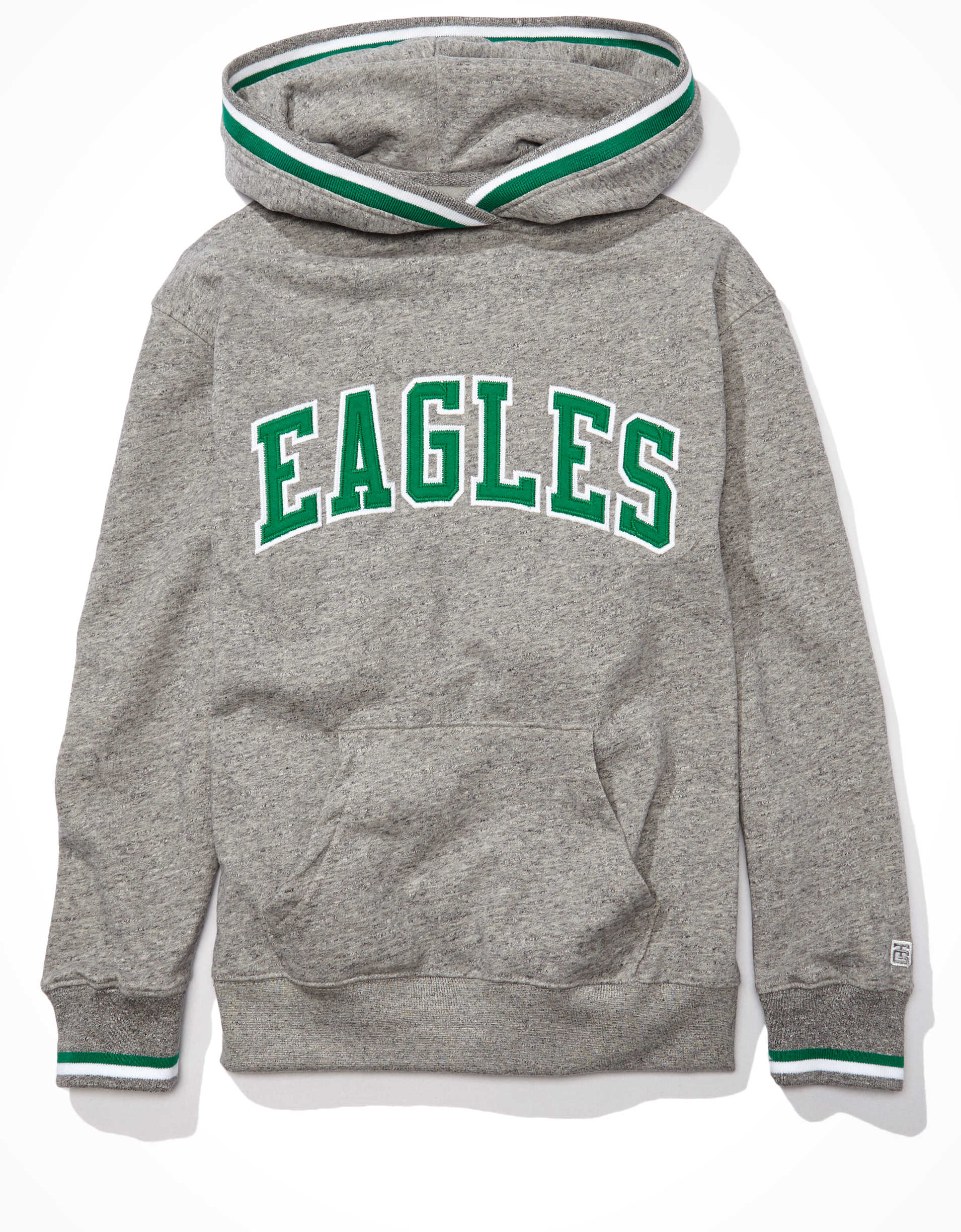 Tailgate Women's Philadelphia Eagles Tipped Hoodie
