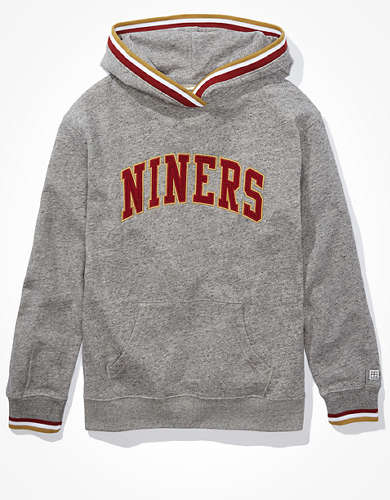 Tailgate Women's San Francisco 49ers Tipped Hoodie