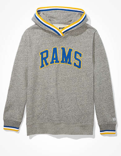 Tailgate Women's Los Angeles Rams Tipped Hoodie