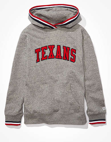 Tailgate Women's Houston Texans Tipped Hoodie