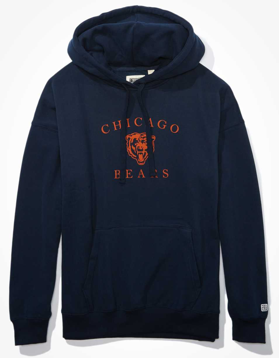 Tailgate Women's Chicago Bears Oversized Hoodie