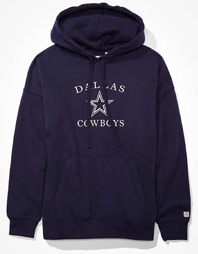 Tailgate Women's Dallas Cowboys Oversized Hoodie