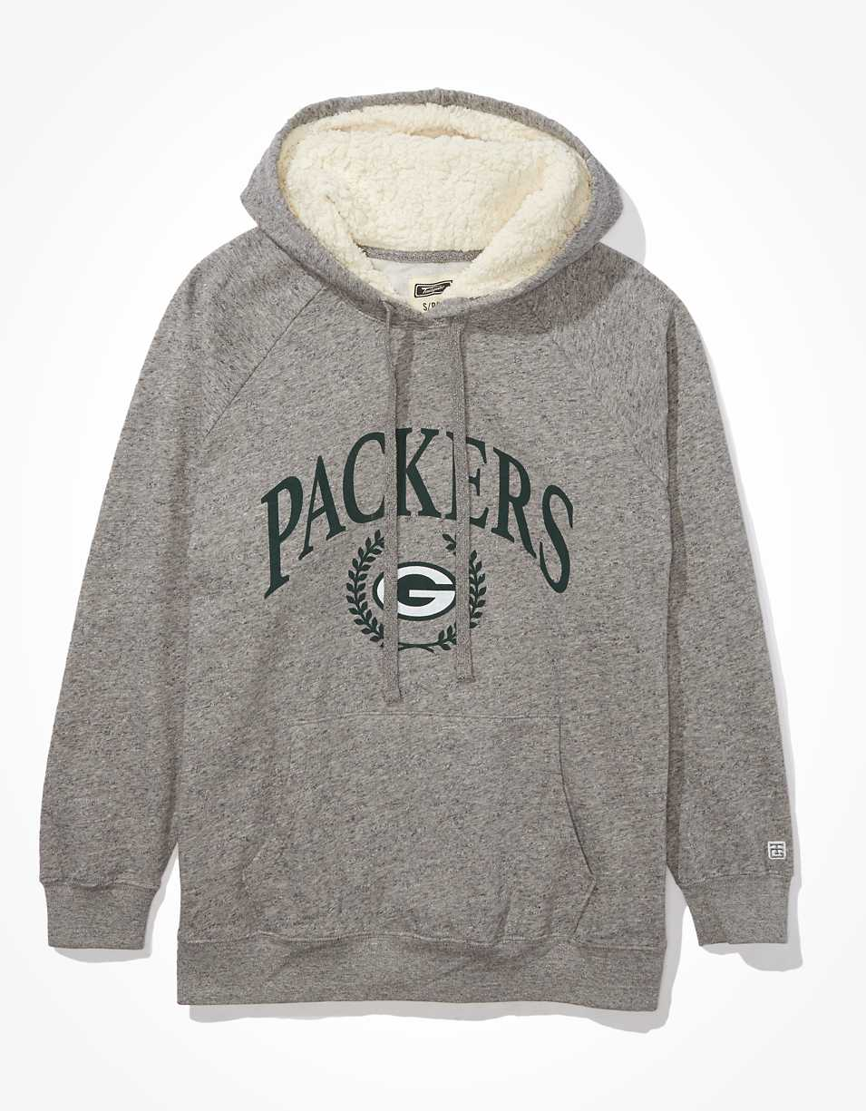 Tailgate Women's Green Bay Packers Sherpa Lined Hoodie