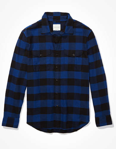AE Flannel Shirt
