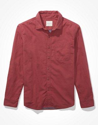 AE Super Soft Flannel Shirt | American Eagle