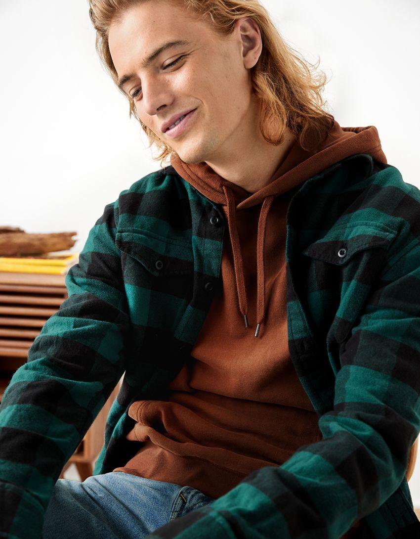 AE Cozy Cabin Flannel