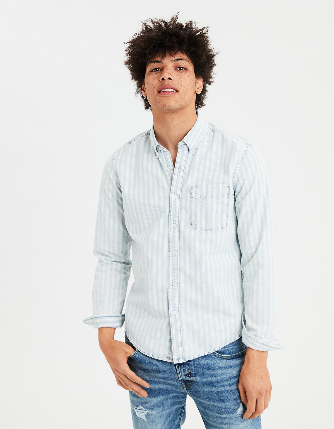 3eb7d9d5b44b46 ... Button Down Shirt. Placeholder image. Product Image