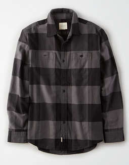 AE Plaid Workshirt