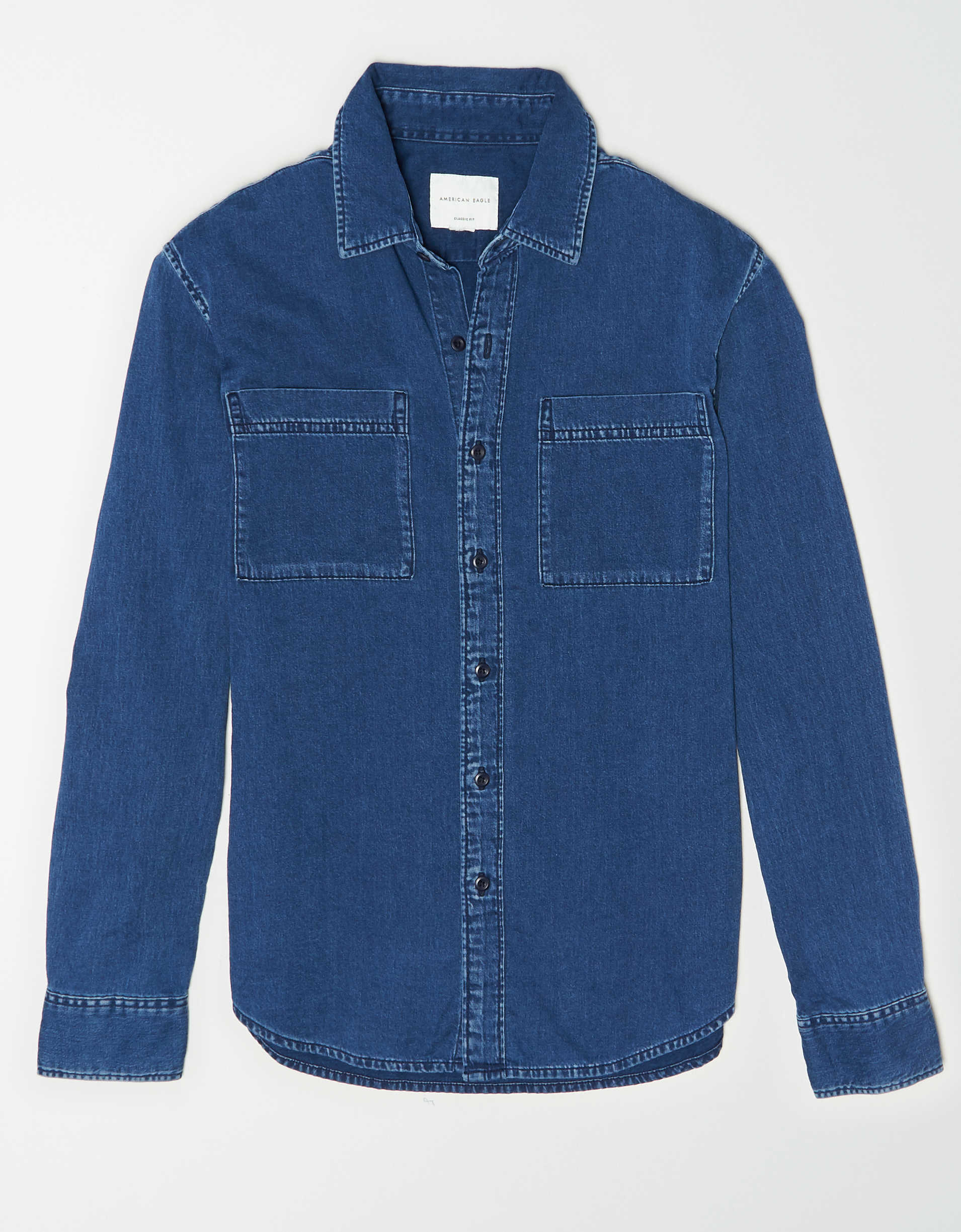 AE Denim Shirt