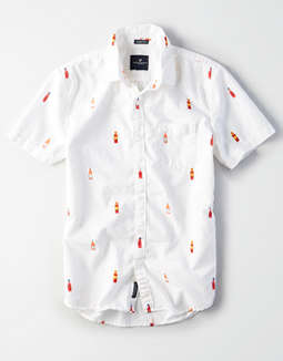 AE Oxford Button Down Shirt