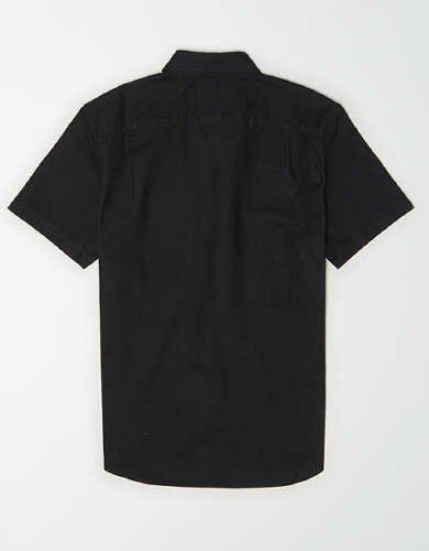 AE Short Sleeve Button Down Shirt
