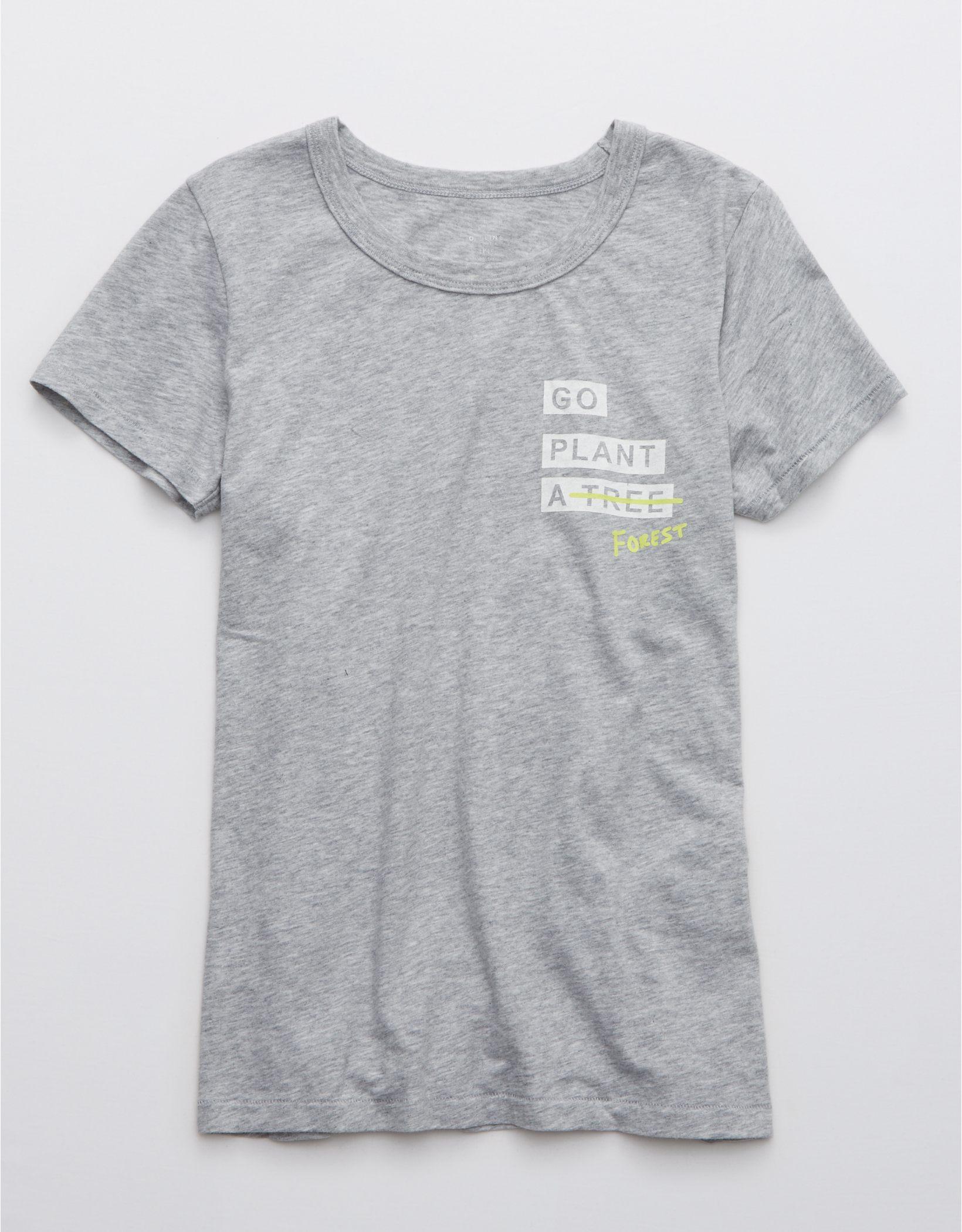 Aerie Cotton Crewneck T-Shirt