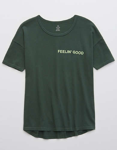 OFFLINE Unstoppable Feelin' Good Graphic T-Shirt