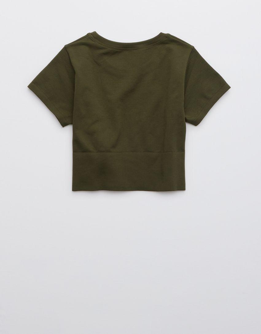 OFFLINE Sidewalk Seamless Cropped T-Shirt
