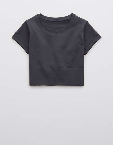OFFLINE Seamless Cropped T-Shirt