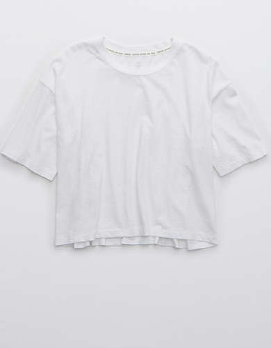 OFFLINE Boyfriend Cropped Oversized T-Shirt