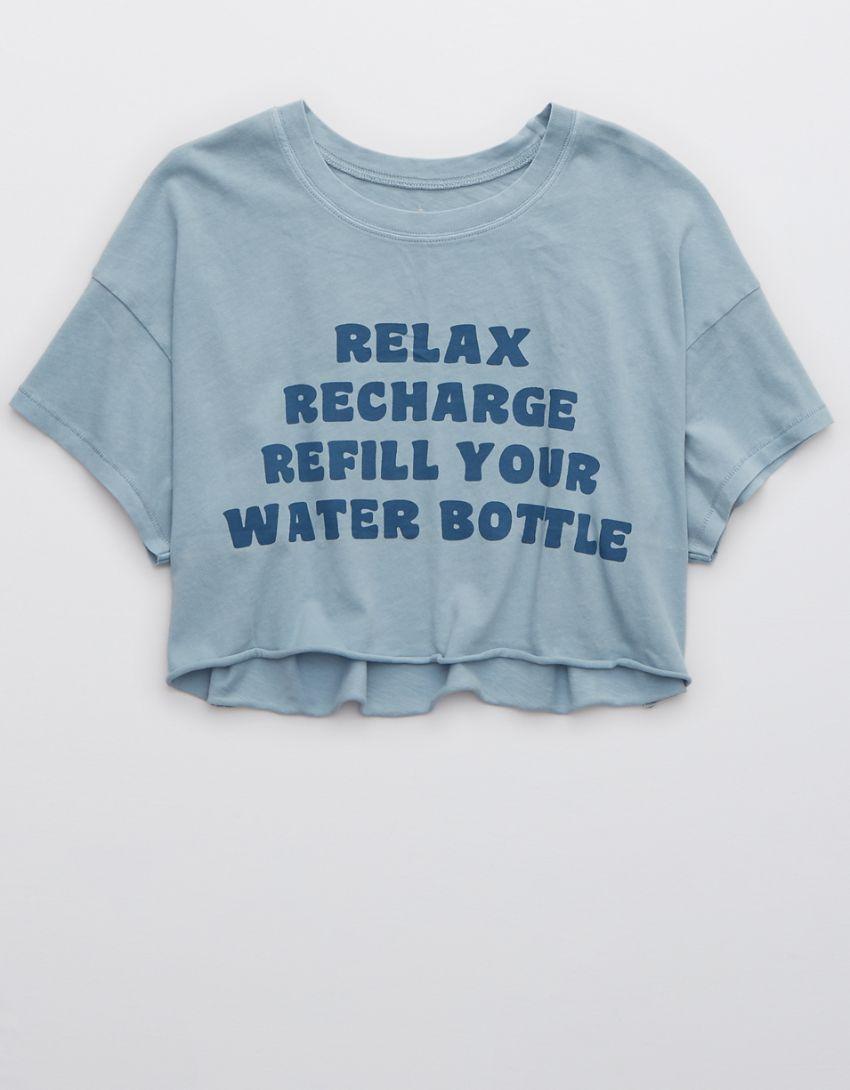 OFFLINE Cropped T-Shirt