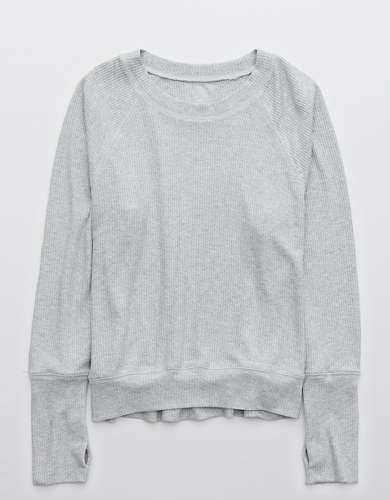 OFFLINE Ribbed Crewneck T-Shirt