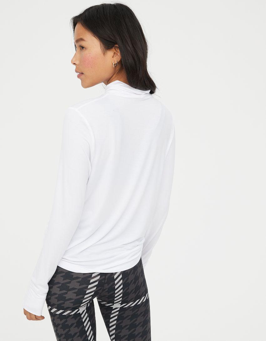 OFFLINE Thumbs Up Turtleneck T-Shirt